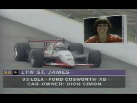 1993 NIGEL MANSELL INDY 500 (HIGHLIGHTS)