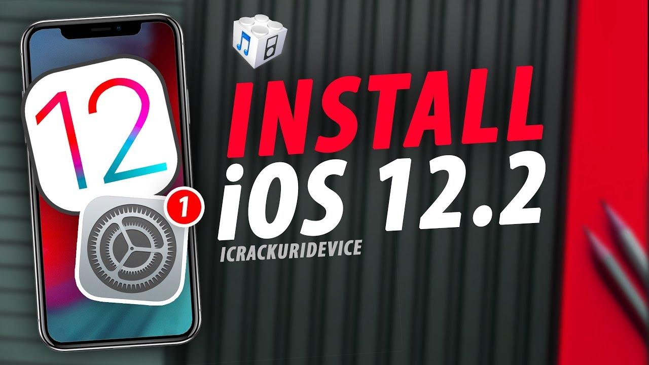 Downgrade / Upgrade to iOS 12 2 Jailbreak pre iOS 12 4!