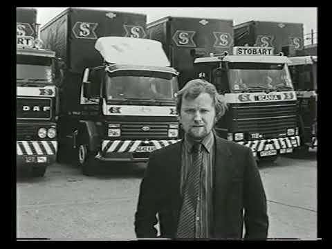 The Story Of Eddie Stobart Ltd.  (VHS Documentary - Digitally Remastered)