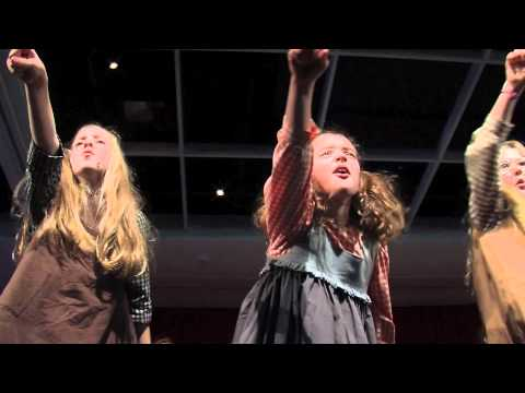 Annie The Musical Australia - It's A Hard Knock Life