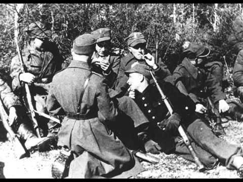 2nd WW Polish partisan song - Rozszumiały się wierzby płaczące