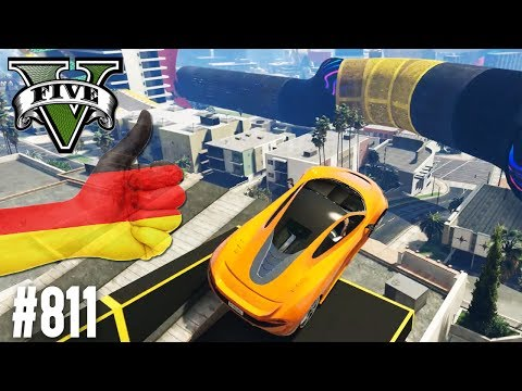 LEVEL GERMAN PARKOUR - MAPERBAUER TROLLT UNS! (+DOWNLOAD) | GTA 5 - CUSTOM MAP RENNEN