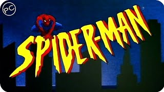 Homem aranha serie animada 1994