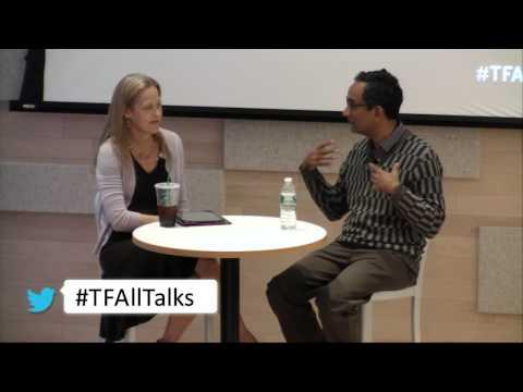 Teach For All Talks: Wendy Kopp Interviews Aditya Natraj, Kaivalya Education Foundation
