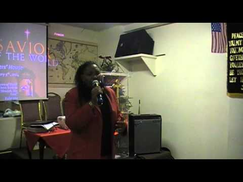 Sunday, January 5th, 2014 - Pastor Ebere Ogba Trotman - Giving Unto God (2/3)