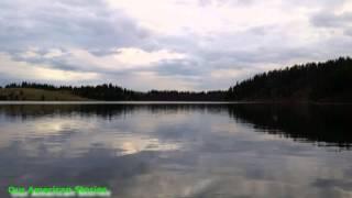 США | Опять рыбалка, но на другом озере(Этот канал о нашей жизни в США: о быте, путешествиях, развлечениях, покупках и т.п. Обо всем, что происходит..., 2015-09-07T05:25:20.000Z)