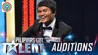 Pilipinas Got Talent Season 5 Auditions: Jerimiah Velasco - Loyal PGT Auditionee