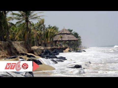 Nguy cơ biến mất của biển Cửa Đại | VTC