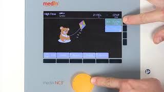 medin-NC3: High Flow