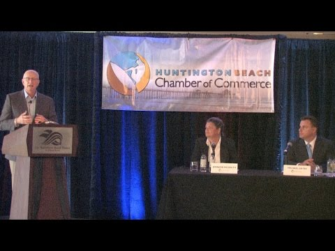 Huntington Beach Chamber of Commerce Candidate Forum: City Attorney