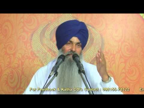 002 Katha - Sri Guru Arjan Dev Sahib Ji - Giani Kulwant Singh Ji