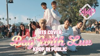 [KPOP IN PUBLIC ROSE BOWL] BTS(방탄소년단) - Boy With Luv (작은 것들을 위한 시) Dance Cover 댄스커버 @ Speak Yourself