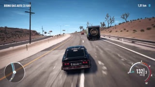 NEED FOR SPEED PAYBACK FUNDORT & STILLGELEGTES AUTO ((FAIRLADY 240ZG))