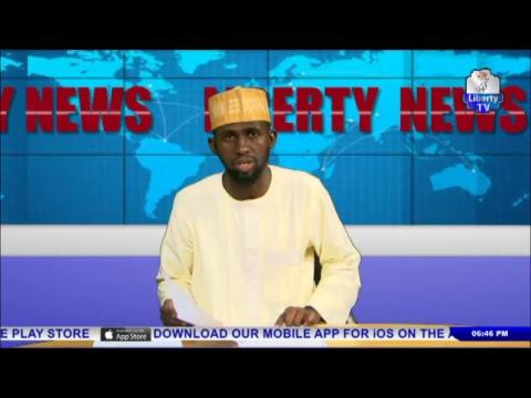 Libery World News @6pm 21st August, 2017