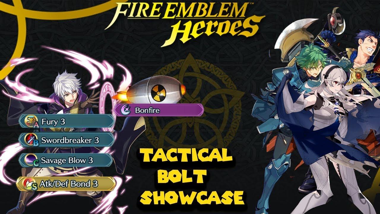 [FEH]~ Robin The Tactical Boi (Robin(M) Refine Showcase)