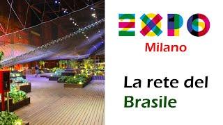 Expo Milano padiglione Brasile