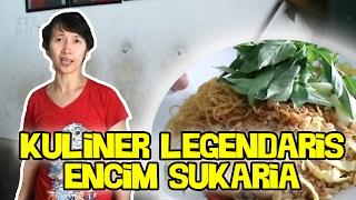 Kuliner Tangerang Legendaris | Nasi Uduk Dan Ketupat Sayur Encim Sukaria