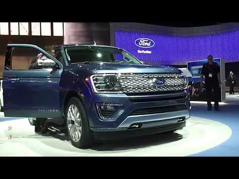 New Ford Expedition 2018-2019 Next Diesel