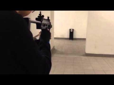 Tokyo Marui MP7A1 by Eric Elderkin