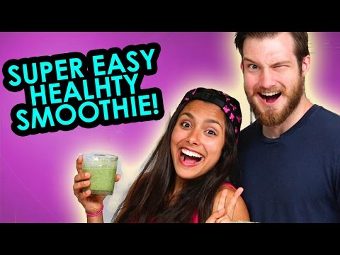 EASY Post-Workout Smoothie! | Michelle Khare
