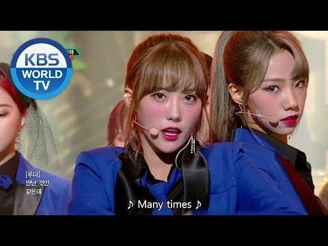 WJSN - Save Me, Save You | 우주소녀 - 부탁해 [Music Bank / 2018.10.05]