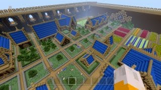 Minecraft Xbox - The Macerian Ark - Mega Build Of Epic Boat