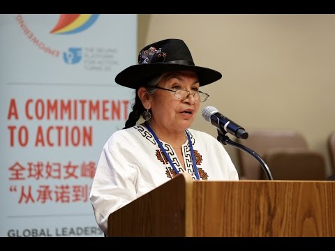 CSW61: The Empowerment of Indigenous Women