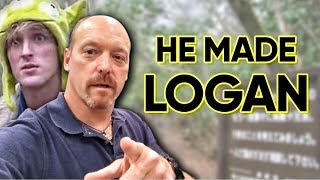 Logan Paul's Dad is Extremely Creepy