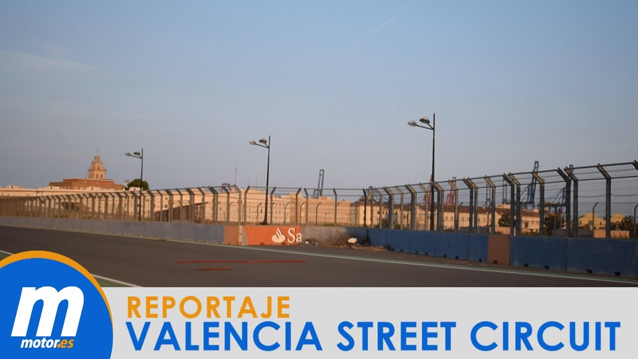 Circuito Urbano Valencia : La ruina del circuito urbano de valencia reportaje fórmula
