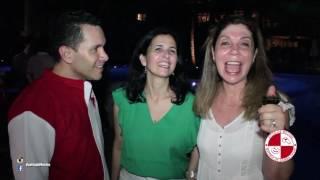 Samba suor e sorrisos na convenção de vendas no Sofitel Guarujá Jequitimar Apito de Mestre