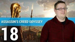 ASSASSIN'S CREED ODYSSEY : Un épisode maîtrisé ?   TEST