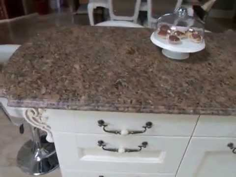 Conor Whelan Fitted Furniture Painted Kitchen