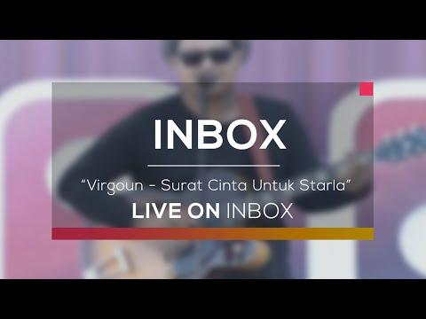 Virgoun - Surat Cinta Untuk Starla (Live on Inbox)