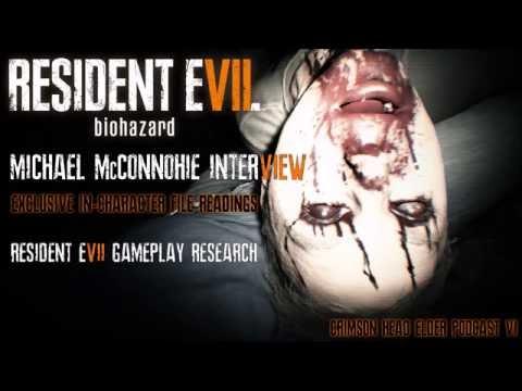Resident Evil Podcast #6 Michael McConnohie