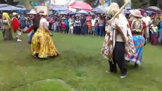 Viejos Locos de Quechultenango, Gro.