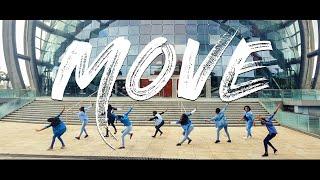 MOVE   Samuel Medas (Official Music Video)