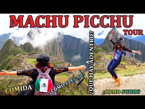 4K- MACHU PICCHU y AGUASCALIENTES ¿Qué ver?• TOUR PERU 2 DE 4