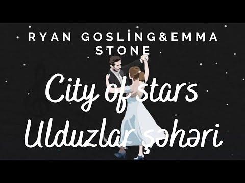 """La la land"" City of stars – Emma Stone & Ryan Gosling"
