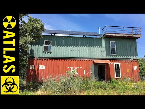 Building a Bug Out Cabin With Shipping Containers