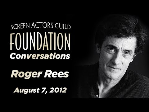 Conversations with Roger Rees