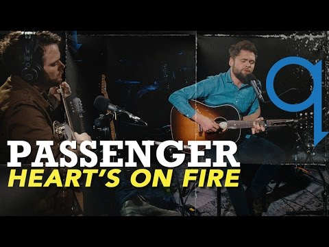 Passenger - Heart's on Fire feat. Tom Power