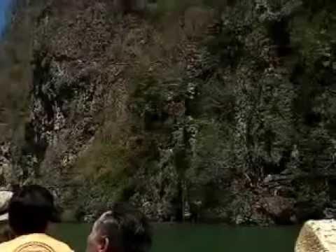 Paseo por el Cañon de  Sumidero