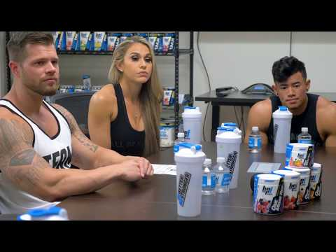 TEAM BPI Athletes test New ONE MORE REP Pre Workout