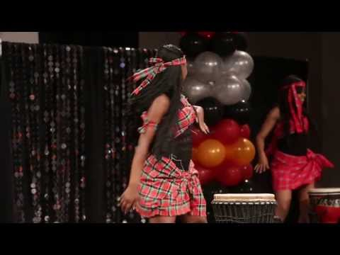 Miss Africa Utah 2013 - Talent Showcase