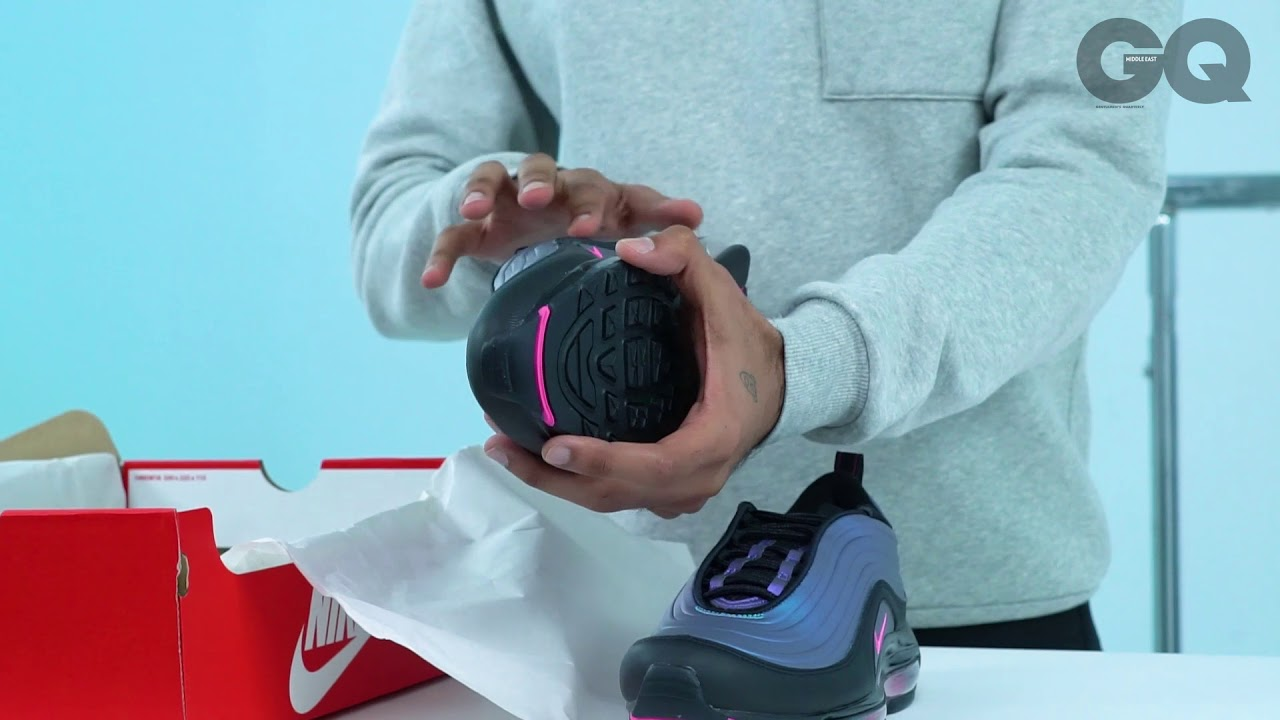 UNBOXING: Nike's Freshest Drop Air Max 97 LX | GQ Middle East