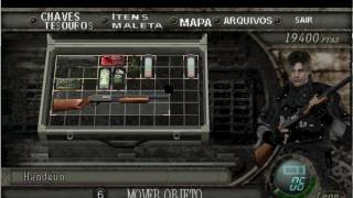 munição e dinheiro infinito no resident evil 4 (Comenta ai blz)