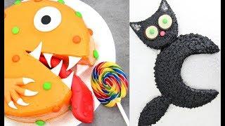 Halloween Cakes Decorating Ideas | Fun & Easy Halloween Cake Decoration Tutorial