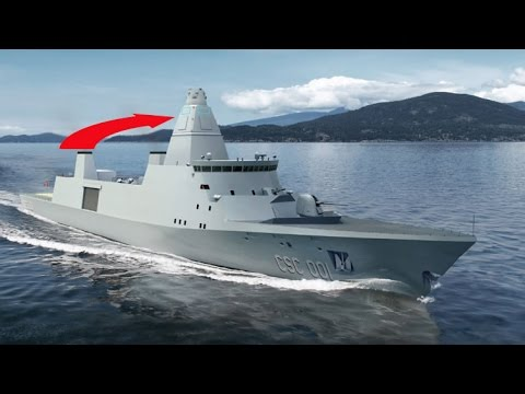 New generation of NATO naval multifunction radars - THALES SEA FIRE