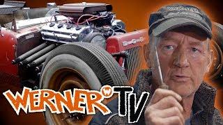Andis neuer Drag Racer - Teil 3