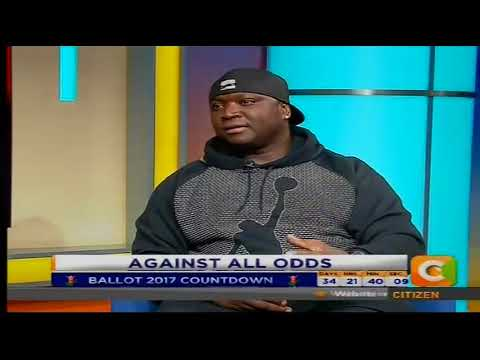 Power Breakfast Interview : Against all odds
